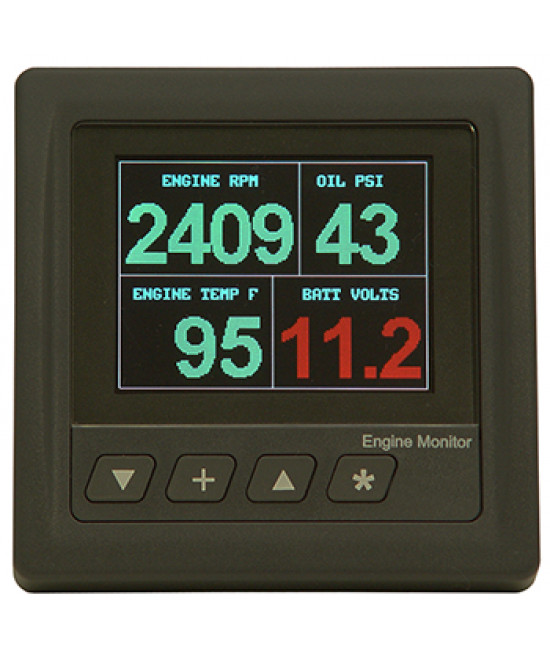 Engine Monitor (VOTT METER)