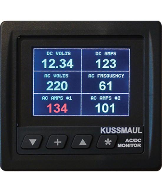 Generator AC/DC System Monitor (VAAFH AC/DC Meter)