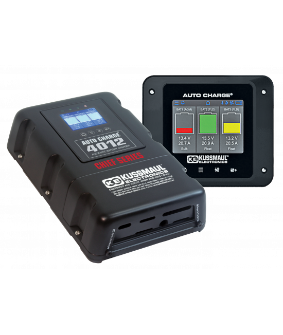 Chief Series Smart Charger 4012 With Remote Panel