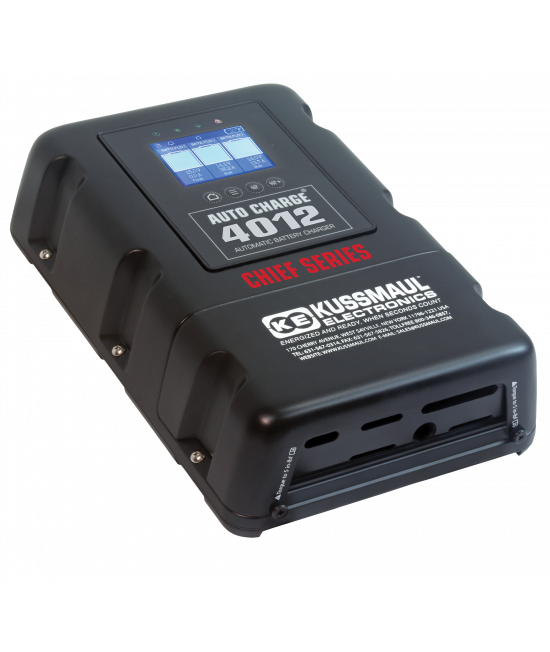 Chief Series Smart Charger 4012