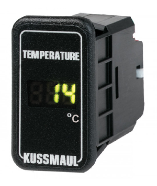 Temperature Monitor Celsius