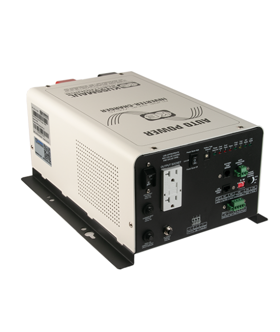 Auto Power 1500W Inverter Charger