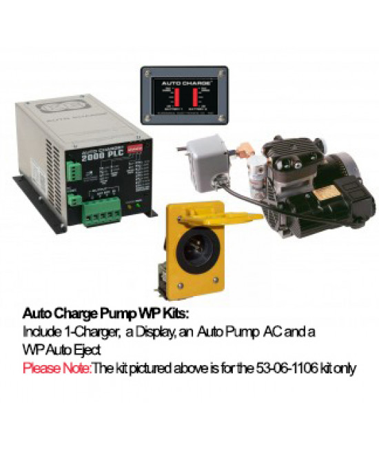Auto Charge Pump WP Kit 57-26-1106