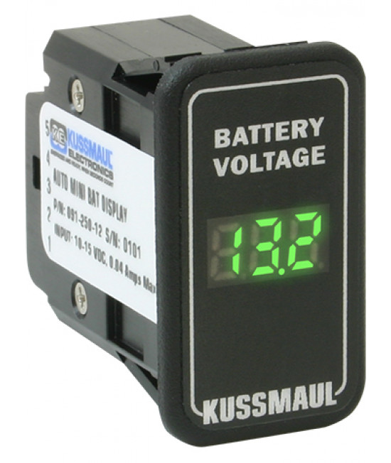 Mini Battery Voltage Display