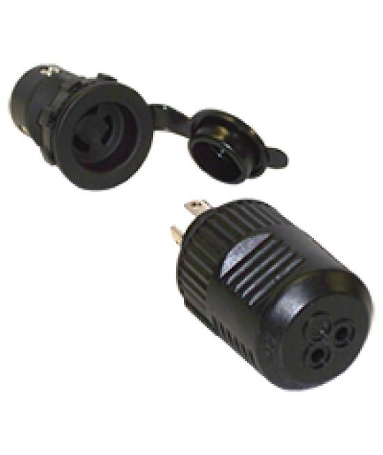 DC Twist Lock Connector