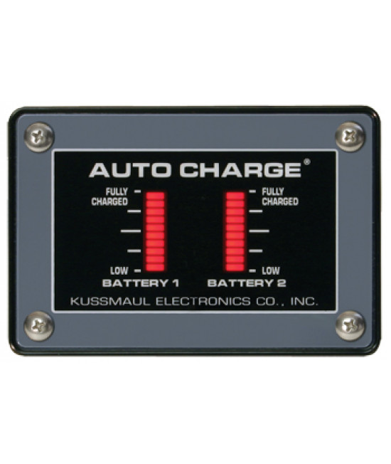 Auto Charge 11 / Euro charge II Dual Bar Graph Display