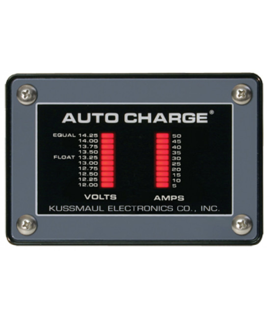 Auto Charge Dual Bar Graph Display for SD150