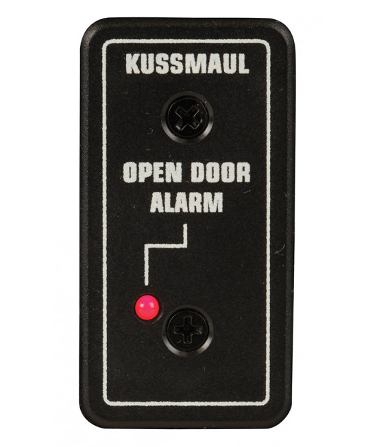 Open Door Alarm-Relay Output
