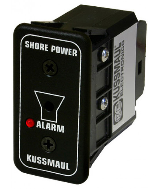 Shore Power Alarm
