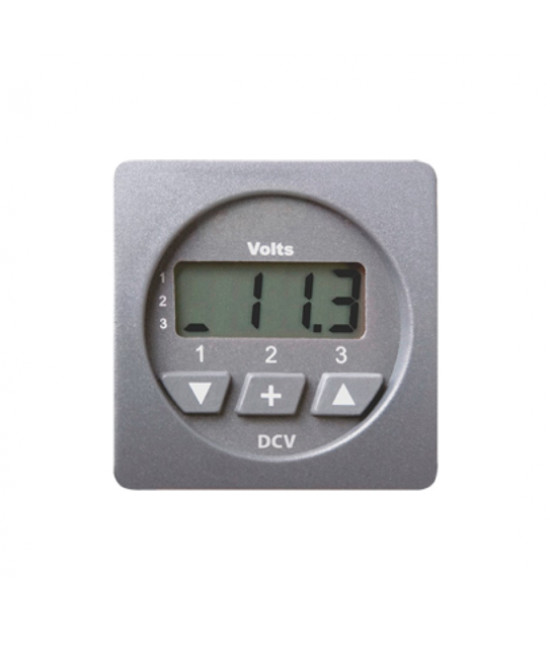 DC Voltmeter Display