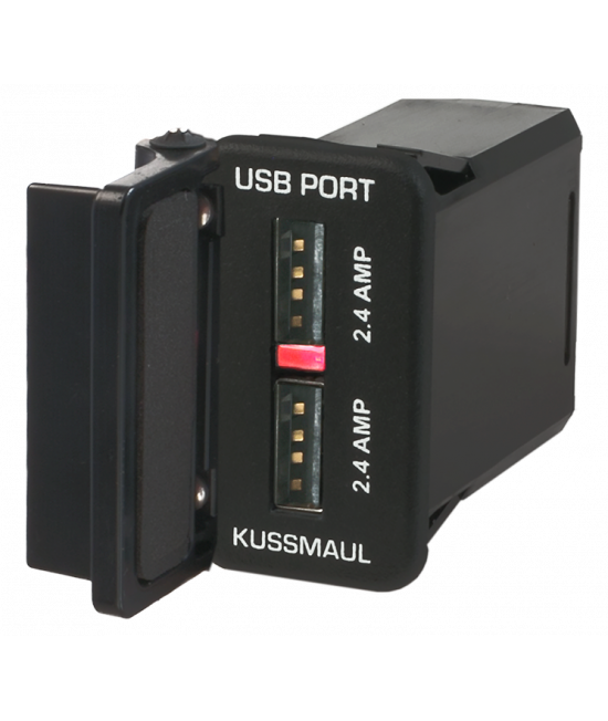Weather Proof USB Dual Port 4.8