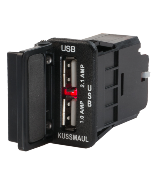 Weather Proof USB Dual Port