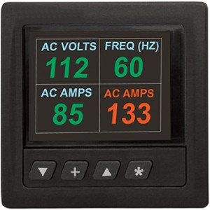 Generator AC System Monitor