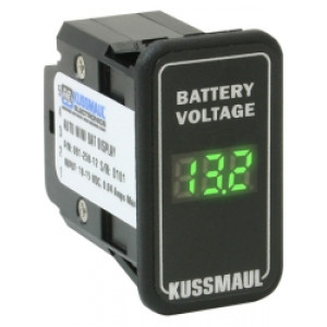 Mini Battery Voltage Meter