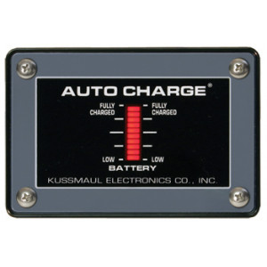 Universal Bar Graph Battery Charger Indicators