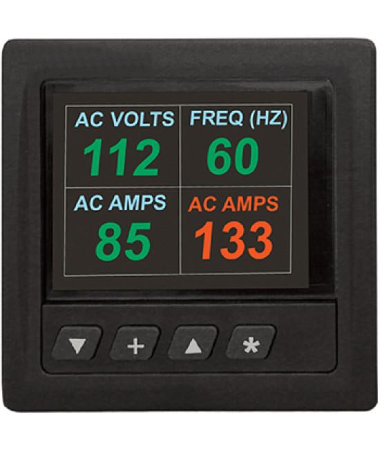 Generator AC System Monitor (VAAFH Meter)