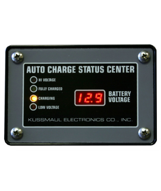 Auto Charge Status Center