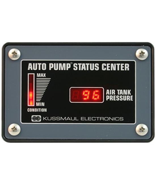 Auto Pump Status Center