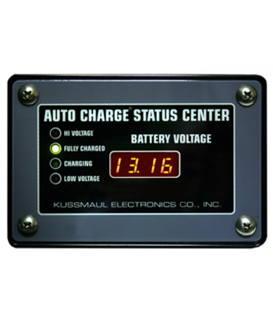 Auto Charge Precision Status Center 3 1/2 Digit