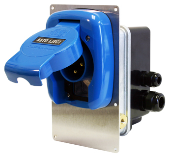 KUSSMAUL Super 30 Auto Eject -Air/Electric 30A, 250V, 150PSI