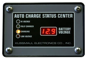 auto charge status center