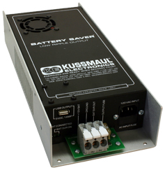 KUSSMAUL Battery Saver LR HO w/ USB 20A, total output