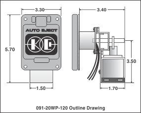 091 20wp 120 outline drawing kussmaul electronics wp auto eject, model 091 20wp 120 kussmaul auto eject wiring diagram at honlapkeszites.co