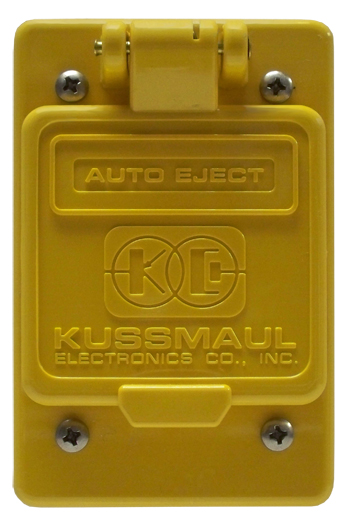 wp auto eject yellow cover