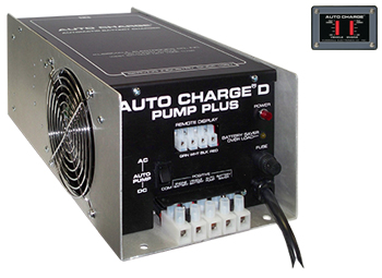 auto charge d pump plus charger