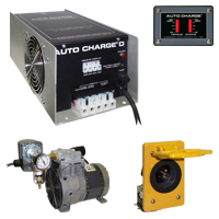 auto charge hp pump wp kits
